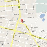 Map to St Mary's DSG