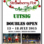 Uitsig doubles 2015 poster 1