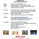 Uitsig doubles 2015 poster 2